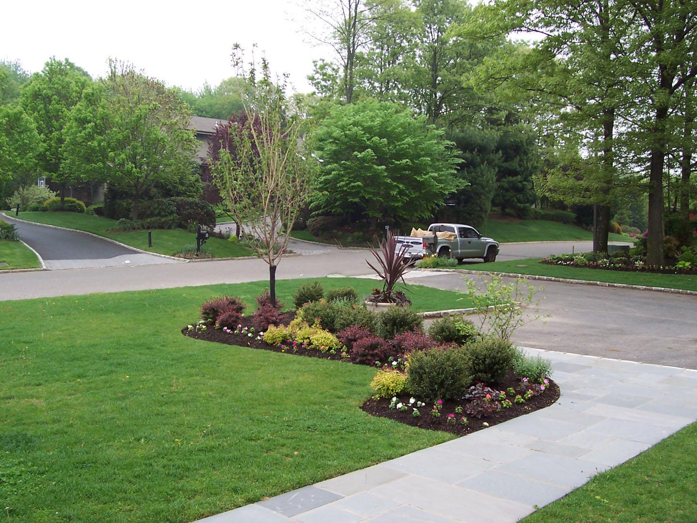 Exterior landscape design fox jackson designs for Garden landscaping designs pictures